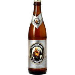 Bottled beer - Franziskaner Kristallklar