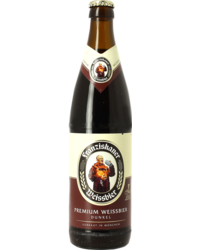 Bottled beer - Franziskaner Dunkel