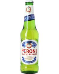 Flaschen Bier - Peroni Nastro Azzuro