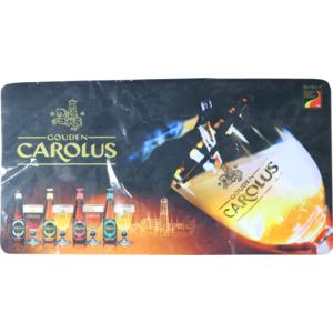 Tapis de bar Gouden Carolus