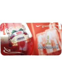 Barmatte - Tapis de bar Lindemans Kriek