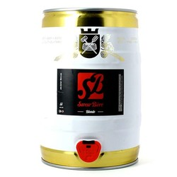 Fatöl - keg 5L Saveur beer Blonde