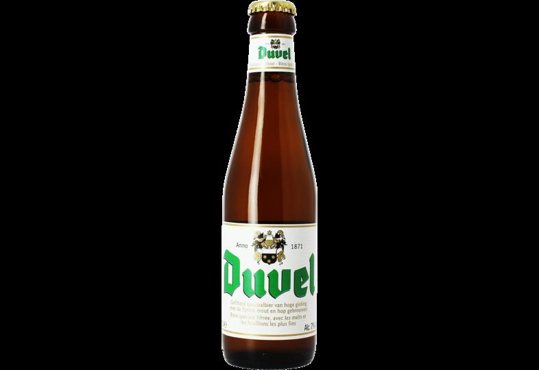Bouteilles - Duvel Verte