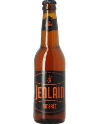Flaschen Bier - Jenlain Ambrée - 33 cL