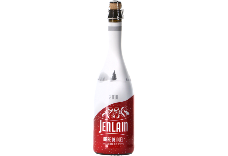 Bouteilles - Jenlain Bière de Noël 2018