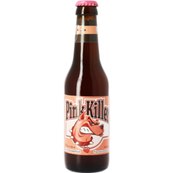 Flessen - Pink Killer