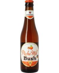 Flaschen Bier - Pêche Mel Bush