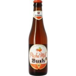 Bouteilles - Pêche Mel Bush
