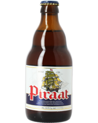 Bottled beer - Piraat
