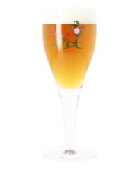 Bierglazen - Brugse Zot-glas - 33 cl