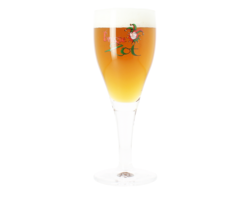 Ölglas - Brugse Zot 33cl glass