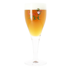 Ölglas - Brugse Zot 33cl glass