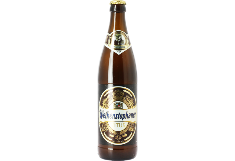 Bottled beer - Weihenstephaner Vitus