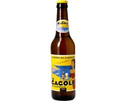 Bottled beer - La Cagole Blonde