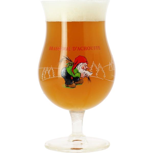 Brasserie Achouffe 25cl glass