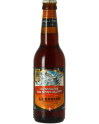 Bottled beer - Rousse du Mont Blanc 33 cl