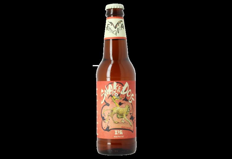 Bottled beer - Flying Dog Snake Dog IPA