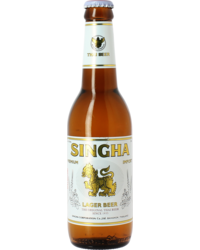 Bottled beer - Singha