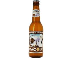Bottled beer - La Cagole Blanche