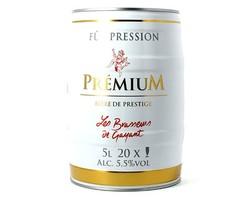 Kegs - keg 5L Prémium