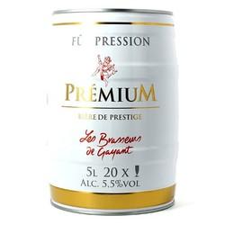 Fûts de bière - Fût 5L Prémium