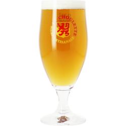 Beer glasses - La Choulette tulip glass - 25 cl