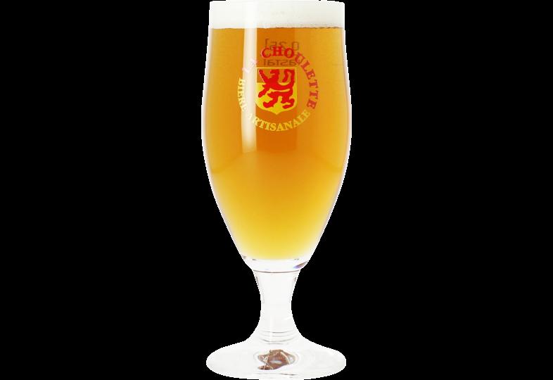 Verres à bière - Verre La Choulette - 25 cl