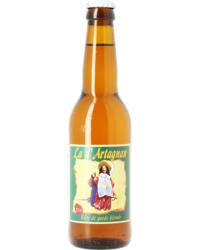 Bottled beer - La d'Artagnan