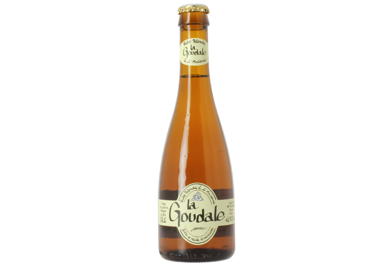 Flessen - La Goudale