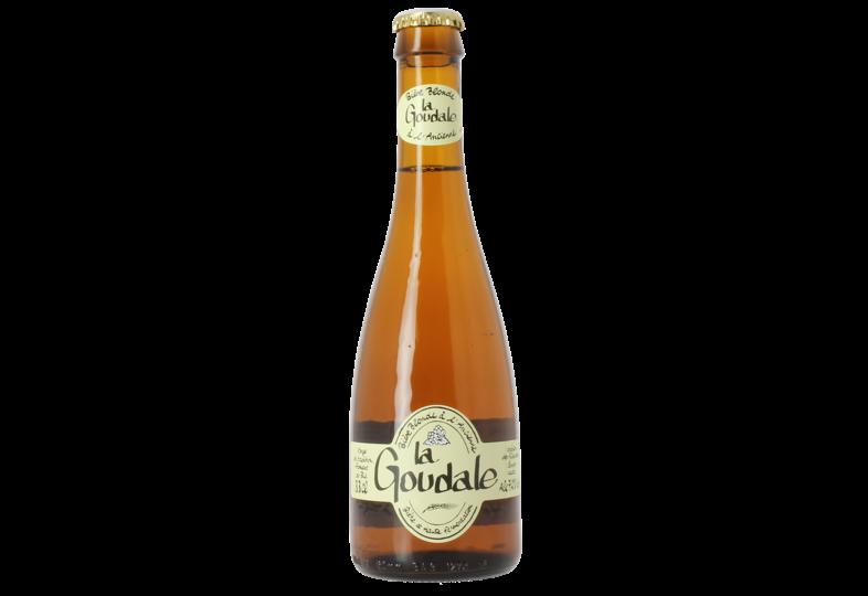 Bottled beer - La Goudale