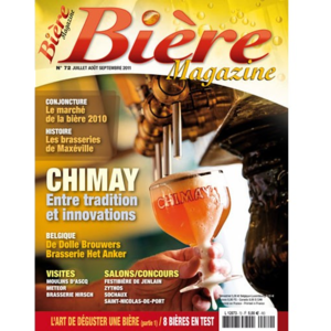 Bière Magazine 72 - Juillet, Août, Sept 11