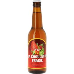 Bottled beer - La Choulette Fraise