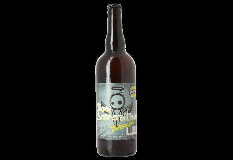Bottled beer - Bon Samaritain 75 cl