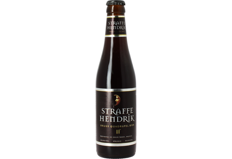 Flaskor - Straffe Hendrik Quadruple