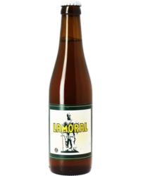 Flaschen Bier - Lamoral Triple Degmont