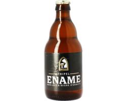 Bottled beer - Ename Triple