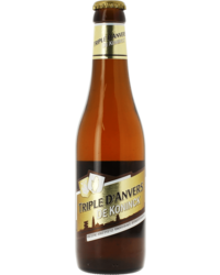 Bottled beer - Triple d'Anvers