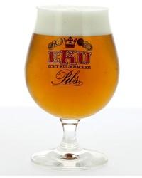 Beer glasses - Eku 28 - 40 cl little stemmed Glass