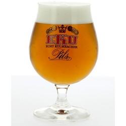 Verres à bière - Verre Eku 28 petit à pied - 40 cl