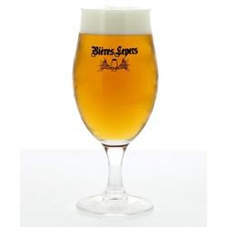 Verres à bière - Verre Bières Lepers - 25 cl