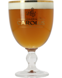 Bierglazen - Gouden Carolus-glas - 33 cl