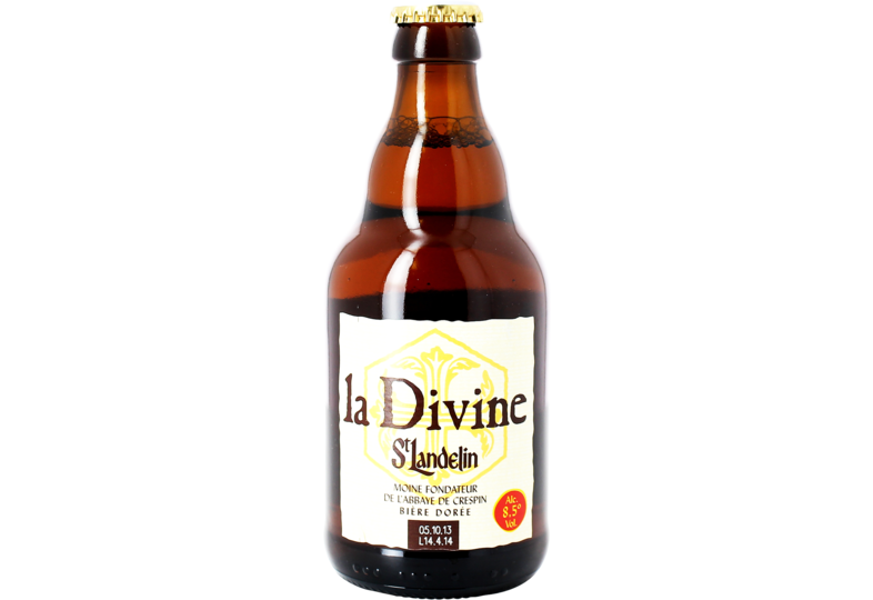 Bottled beer - La Divine