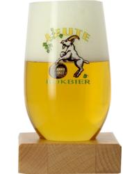Beer glasses - Leute Bokbier 33cl glass