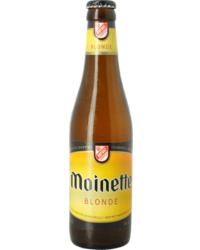 Bottled beer - Moinette Blonde