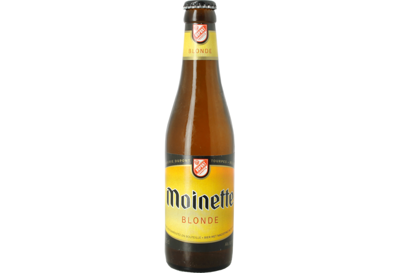 Bottled beer - Moinette Blonde