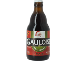 Bottled beer - Gauloise Christmas