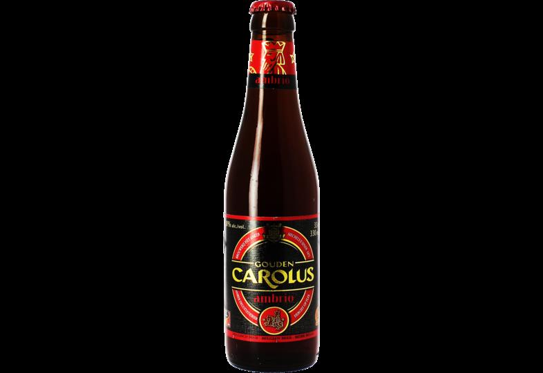 Bouteilles - Gouden Carolus Ambrio