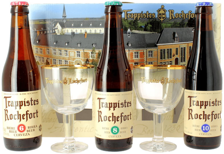 Gifts - Trappists Rochefort Gift Pack