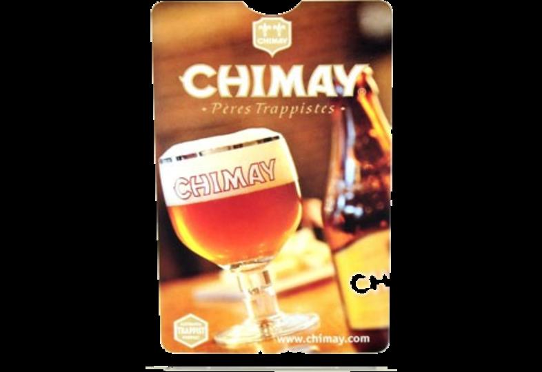 Accessoires de bar - Jeu de cartes Chimay