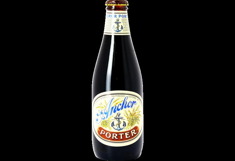 Flaschen Bier - Anchor Porter